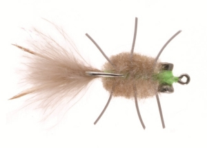 Rag Head Crab Fly for Permit