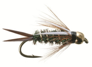 Beadhead Prince Nymph Trout Fly