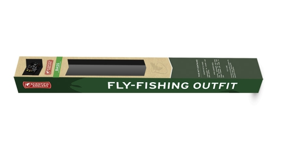 Beginner Scientific Anglers Fly Fishing Outfit for Bass
