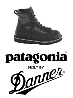 Patagonia Danner Foot Tractor Aluminum Bar Wading Boots for Sale