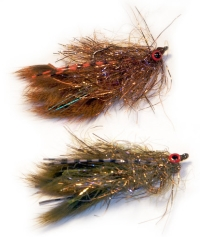 Crayfish Imitation Smallmouth Bass Fly