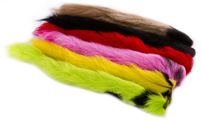 Calf Tails Fly Tying