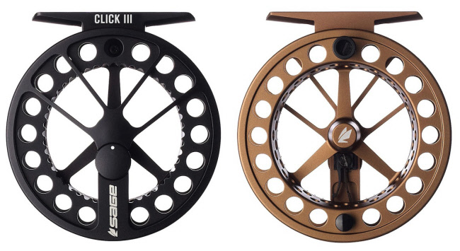 Sage Click Series Fly Reel