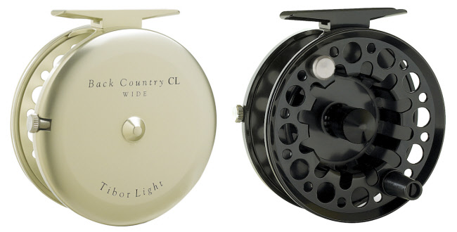 Tibor Spring Creek CL Fly Reel