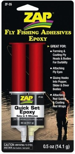 Zap A Gap 5 Minute Epoxy