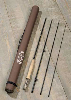Echo Carbon 590-4 Fly Rod (9