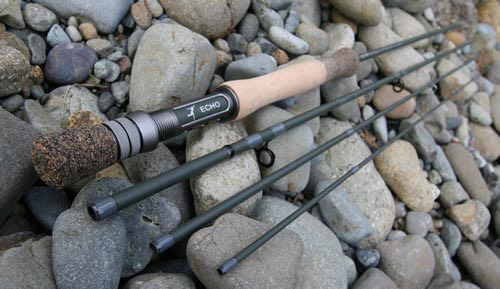 "Echo Ion 6100-4 Fly Rod (10'0"" 6wt. 4pc.)"