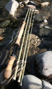 "Echo Switch Rod 5108-4 (10'8"" 5wt. 4pc.)"