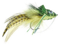 Umpqua Swimming Frog Bass Fly