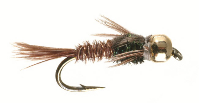 Beadhead Pheasant Tail Fly Fishing Fly Trout