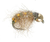 Pulsating Caddis Nymph Trout Fly