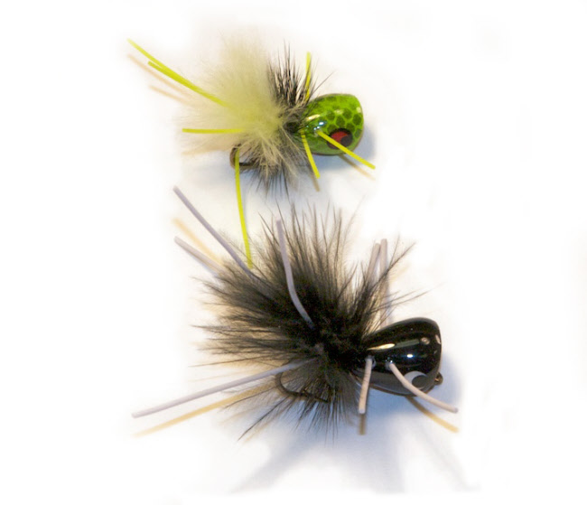 Micro-Me Popper Bass Fly