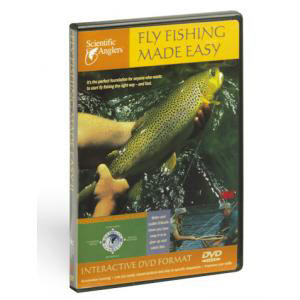 Scientific Anglers: Fly Fishing Made Easy DVD