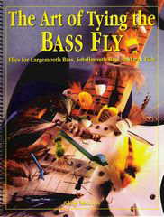 The Art of Tying the Bass Fly - Skip Morris DVD