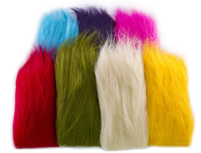 hareline extra select craft fur craft fur fly tying