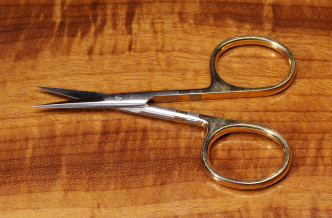 Dr. Slick Fly Tying Scissors All-Purpose 4""