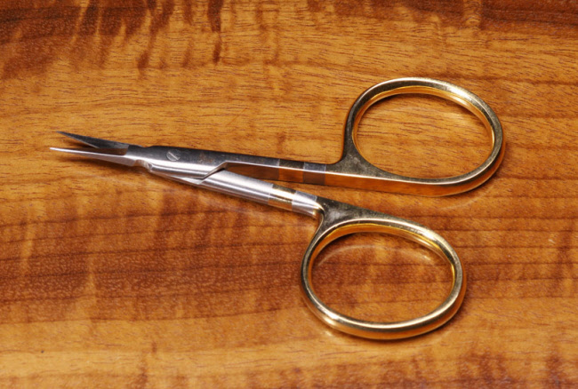 Dr. Slick Fly Tying Scissors Arrow Point 3.5""