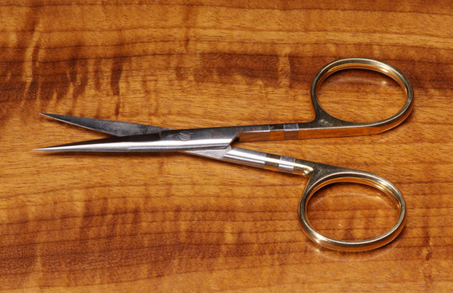 Dr. Slick Fly Tying Scissors Hair Scissors
