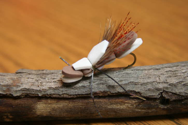 Glommer Hopper - Fly Tying Material Package