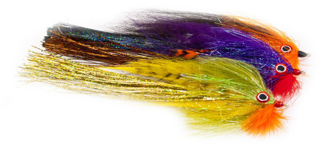 Outlaw - Fly Tying Material Package