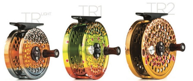 Abel Trout Series Fly Reels