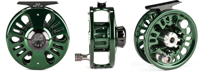 Abel Super Series Quick Change Fly Reels