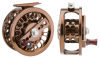 Abel Anti-Reverse Series Fly Reels