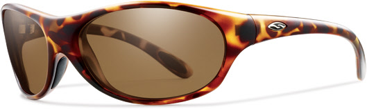 Smith Optics - Guide's Choice Polarized Sunglasses - Tortoise/Polar Brown
