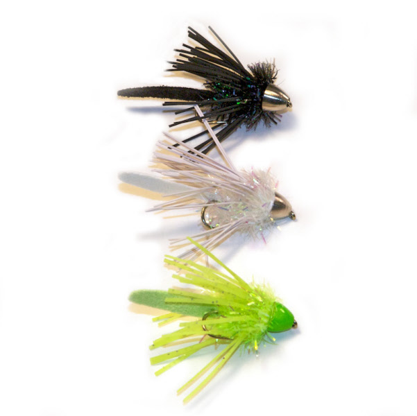 Little Reaper Pat Ehlers Trout Panfish Bass Fly