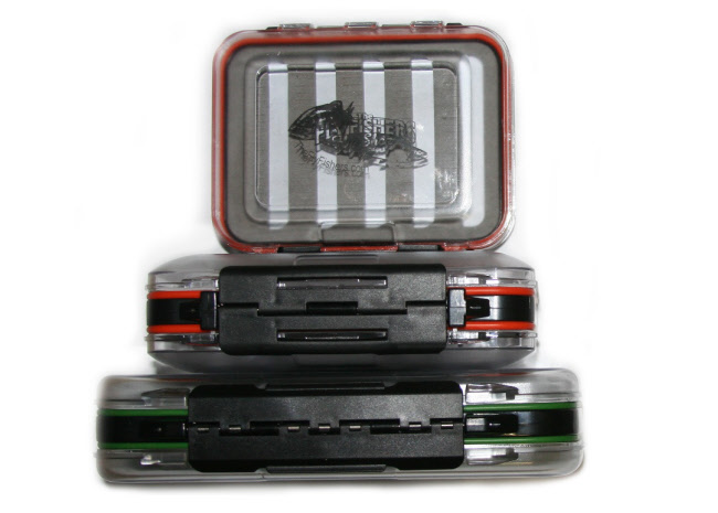 The Fly Fishers 2-Sided Waterproof Fly Box