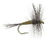 Blue Wing Olive Dry Fly for Trout