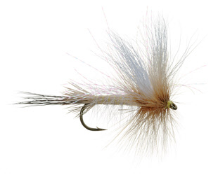 Hex Adult Deer Body Dry Fly Trout