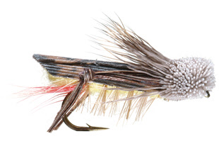 Daves Hopper Trout Dry Fly