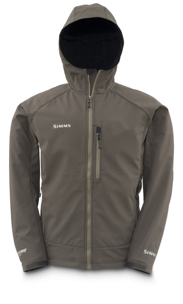 Simms Windstopper Softshell Hoody