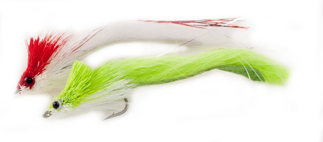 Jumbo Deer Hair Diver Bass Pike Musky Fly