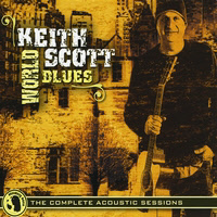 Keith Scott - World Blues CD