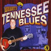 Keith Scott - Tennessee Blues CD