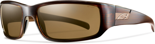 Smith Optics - Prospect Polarized Sunglasses - Brown Stripe/Polar Brown