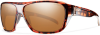 Smith Optics - Chief Polarized Sunglasses - Copper Plaid/Polarchromic Copper Mirror