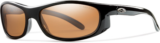 Smith Optics - Maverick Polarized Sunglasses - Black/Polarchromic Copper Mirror