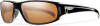 Smith Optics - Precept Polarized Sunglasses - Black/Polarchromic Copper Mirror