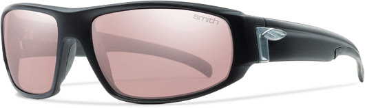 Smith Optics - Tenet Polarized Sunglasses - Matte Black/Polarchromic Ignitor