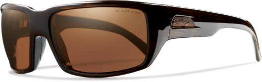 Smith Optics - Touchstone Polarized Sunglasses - Mahogany/Polarchromic Copper