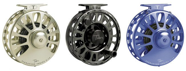 Tibor Signature Series 7-8 Fly Fishing Reel