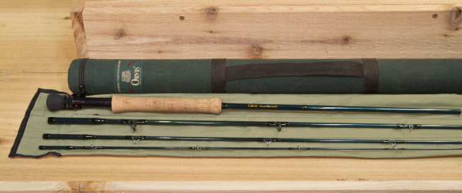 Used Orvis PowerMatrix10 9' 8wt 4pc. Fly Fishing Rod SOLD