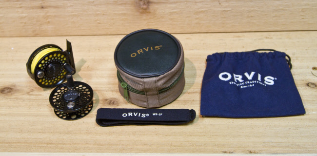Used Orvis Battenkill Bar Stock BBS I Fly Reel & Spare Spool SOLD