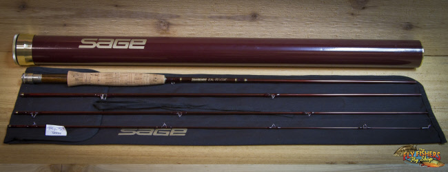"Used Sage ZXL 586-4 (5wt. 8'6"" 4pc) Fly Fishing Rod  -  SOLD"