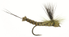 Green Paradrake Dry Trout Fly
