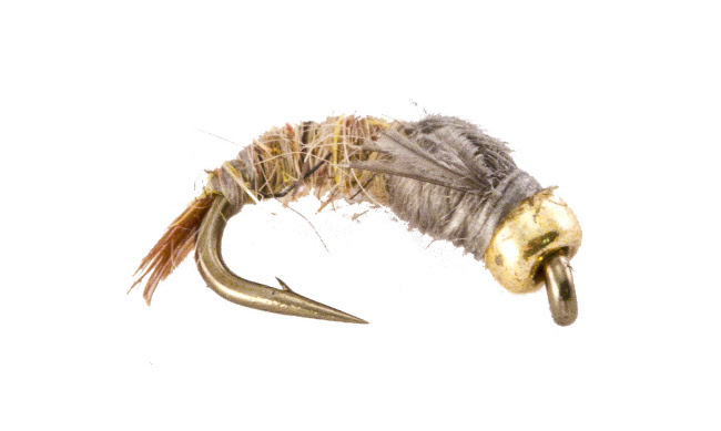 Barrs Beadhead Emerger BWO Fly Fishing Fly Trout
