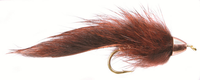 Barrs Slumpbuster Conehead Fly Fishing Fly Bass Trout